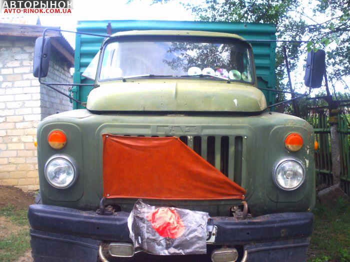 Авторынок   Продажа 1981 Газ 53 самосвал