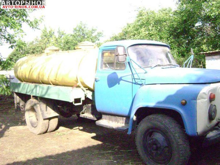 Авторынок | Продажа 1992 Газ 53 молоковоз