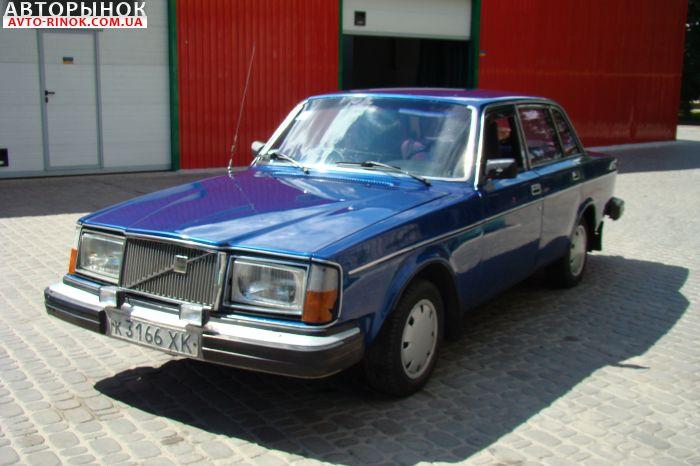 Авторынок | Продажа 1977 Volvo 240 264