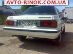 1986 Nissan Sunny