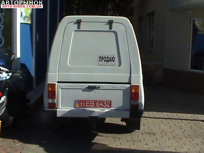 Авторынок | Продажа 2005 ЗАЗ 11055 Пикап