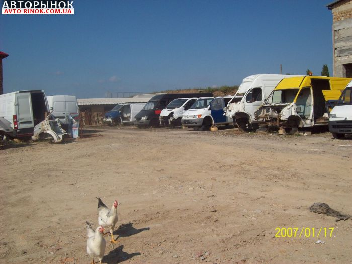 Авторынок | Продажа 2005 Volkswagen Transporter 5
