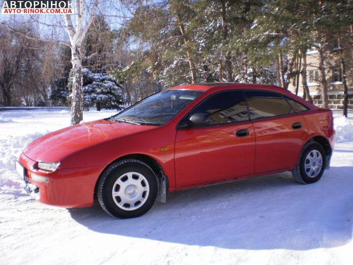 Авторынок | Продажа 1994 Mazda 323 F