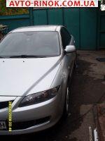 2005 Mazda 6 ЕВРОПА