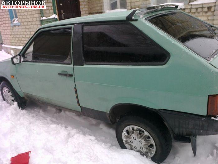 Авторынок   Продажа 1989 ВАЗ 2108