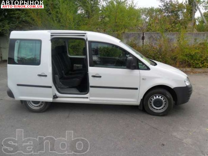 Авторынок | Продажа 2008 Volkswagen Caddy