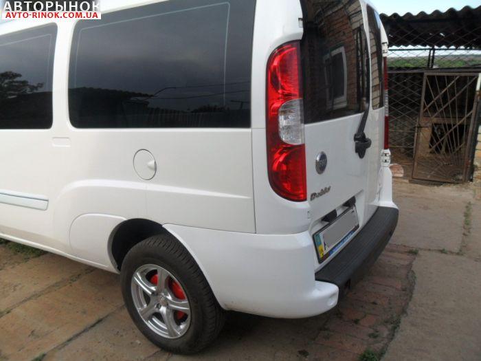 Авторынок | Продажа 2006 Fiat Doblo MAXI