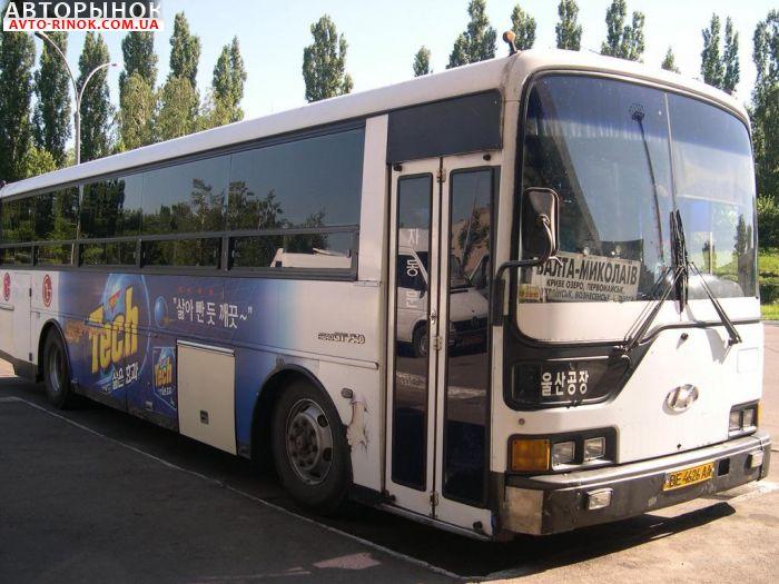 Авторынок | Продажа 1997 Hyundai Aero City 540