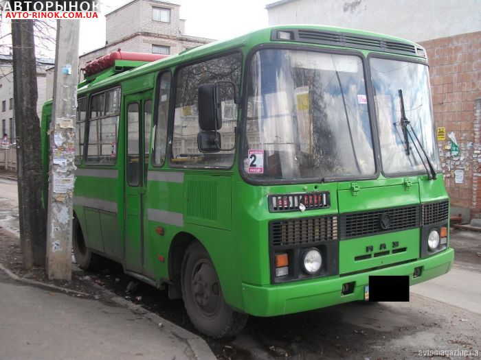 Авторынок | Продажа 2005 ПАЗ 3205