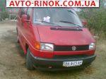 1993 Volkswagen Transporter