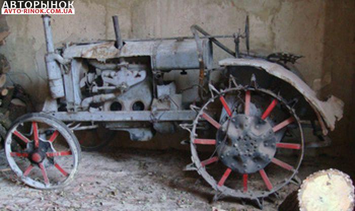 Авторынок   Продажа 1936 Трактор  Универсал-2, ВТЗ