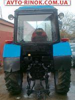 1993 Трактор МТЗ-82