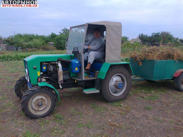 Авторынок | Продажа 2011 Трактор Т-25 самодельный