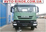 2008 Iveco Trakker AD260S41T 6x4  Евро- 3.