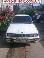 1986 BMW 3 Series E30 1.8 инжектор