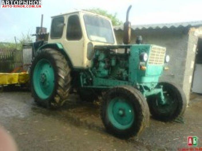 Авторынок | Продажа 1987 Трактор ЮМЗ-6