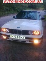 1983 BMW 3 Series E30