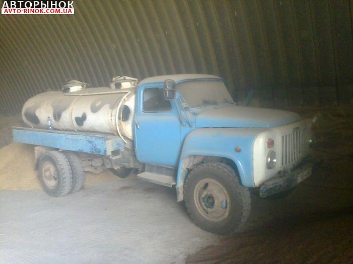 Авторынок   Продажа 1990 Газ 53 Молоковоз