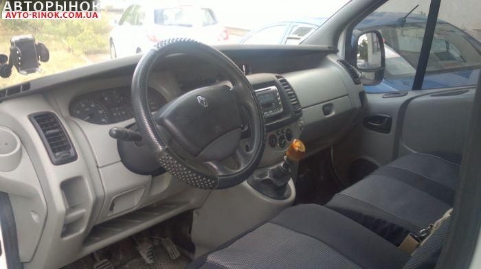 Авторынок | Продажа 2002 Renault Trafic