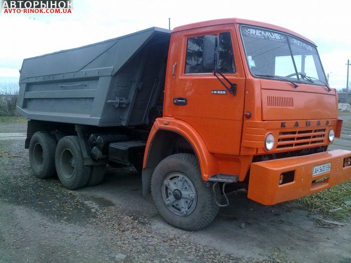 Авторынок | Продажа 1991 КАМАЗ 55111 самосвал