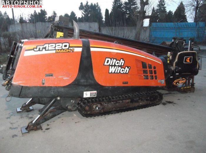 Авторынок | Продажа 2004   Ditch Witch JT1220 Mach1