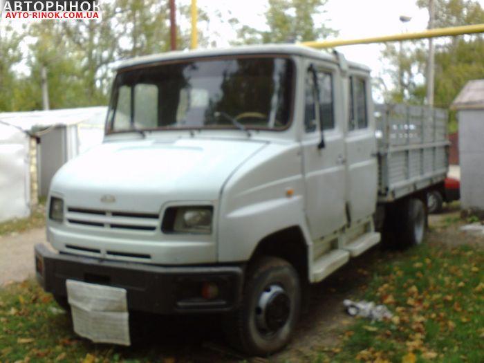 Авторынок   Продажа 2001 ЗИЛ 5301