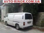 1992 Nissan Urvan