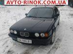 1989 BMW 5 Series 525
