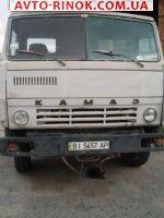 1993 Автокран КТА-18 Манипулятор КАМАЗ