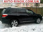 Авторынок | Продажа 2011 Toyota Highlander 2