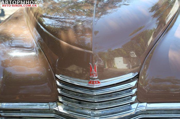 Авторынок | Продажа 1955 ГАЗ 20 М20