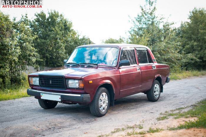 Авторынок   Продажа 1997 ВАЗ 2107