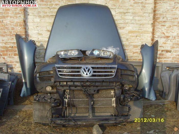 Авторынок   Продажа  Volkswagen Touareg по запчастям