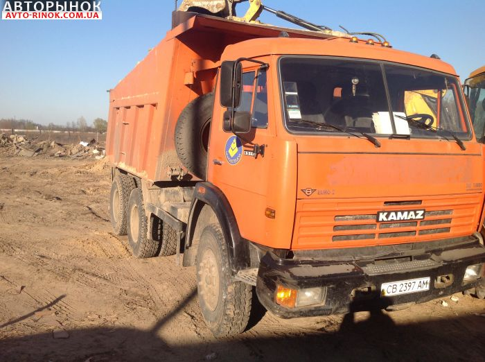 Авторынок | Продажа 2007 КАМАЗ 65115