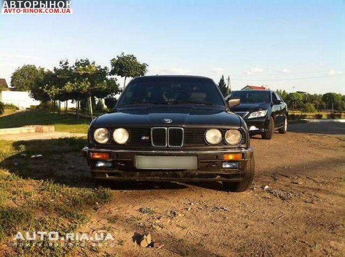 Авторынок   Продажа 1990 BMW 3 Series E30 i