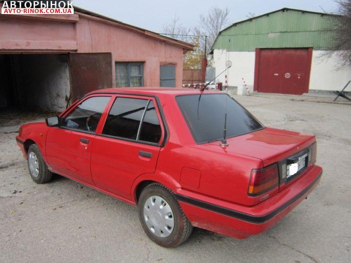 Авторынок | Продажа 1986 Nissan Sunny