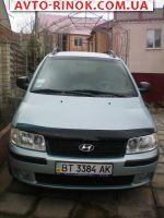 2008 Hyundai Matrix