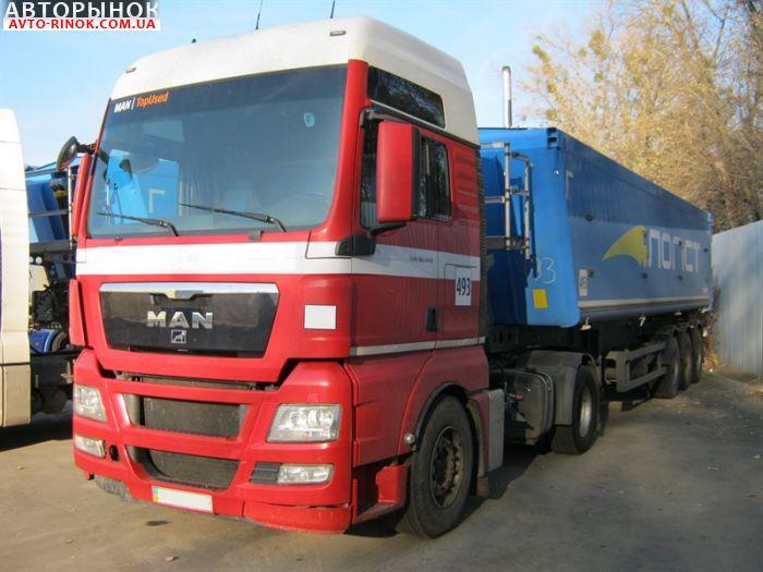 Авторынок   Продажа 2008 MAN TGX 18.440