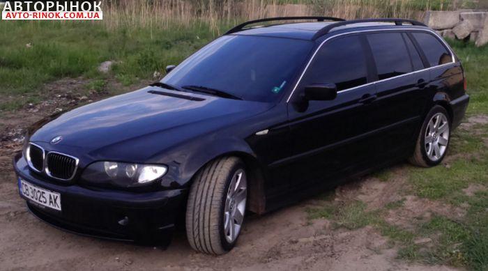 Авторынок | Продажа 2002 BMW 3 Series 330 Universal