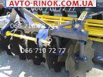 2015 Трактор МТЗ-82 Навесные дискаторы АГД-2.5 для трактора