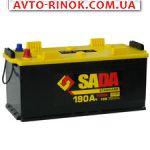 Аккумулятор 190 Ач Sada Standard