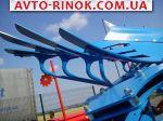 Трактор МТЗ Полунавесной оборотный плуг Diamant Лемкен 11 7+1 L 100 8-ми корпусный
