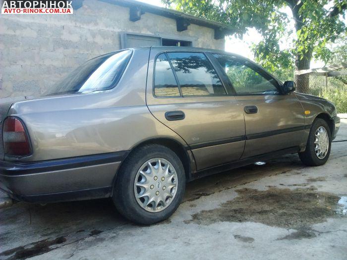 Авторынок | Продажа 1992 Nissan Sunny 1.6SLX