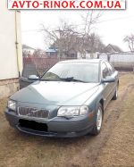 2001 Volvo S80   автобазар