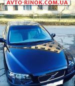 Volvo S60  2003, 228400 грн.