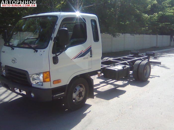 Авторынок   Продажа 2013 Hyundai HD65