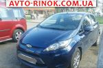 2012 Ford Fiesta Comfort  автобазар