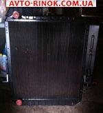 Радиатор охлаждения  Е-1,Е-2,Е-3 к автобусу Богдан.