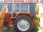 2016 Трактор ЮМЗ-6