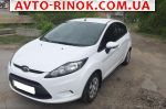 2012 Ford Fiesta   автобазар